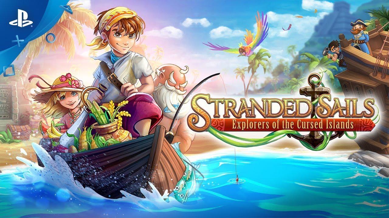 Stranded Sails, mescla de Zelda com Harvest Moon, chega em 17 de outubro