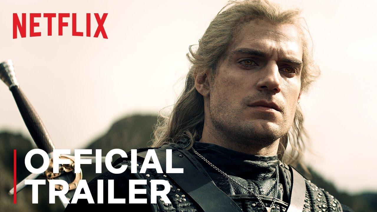 Trailer insano revela: The Witcher da Netflix chega em 20 de dezembro