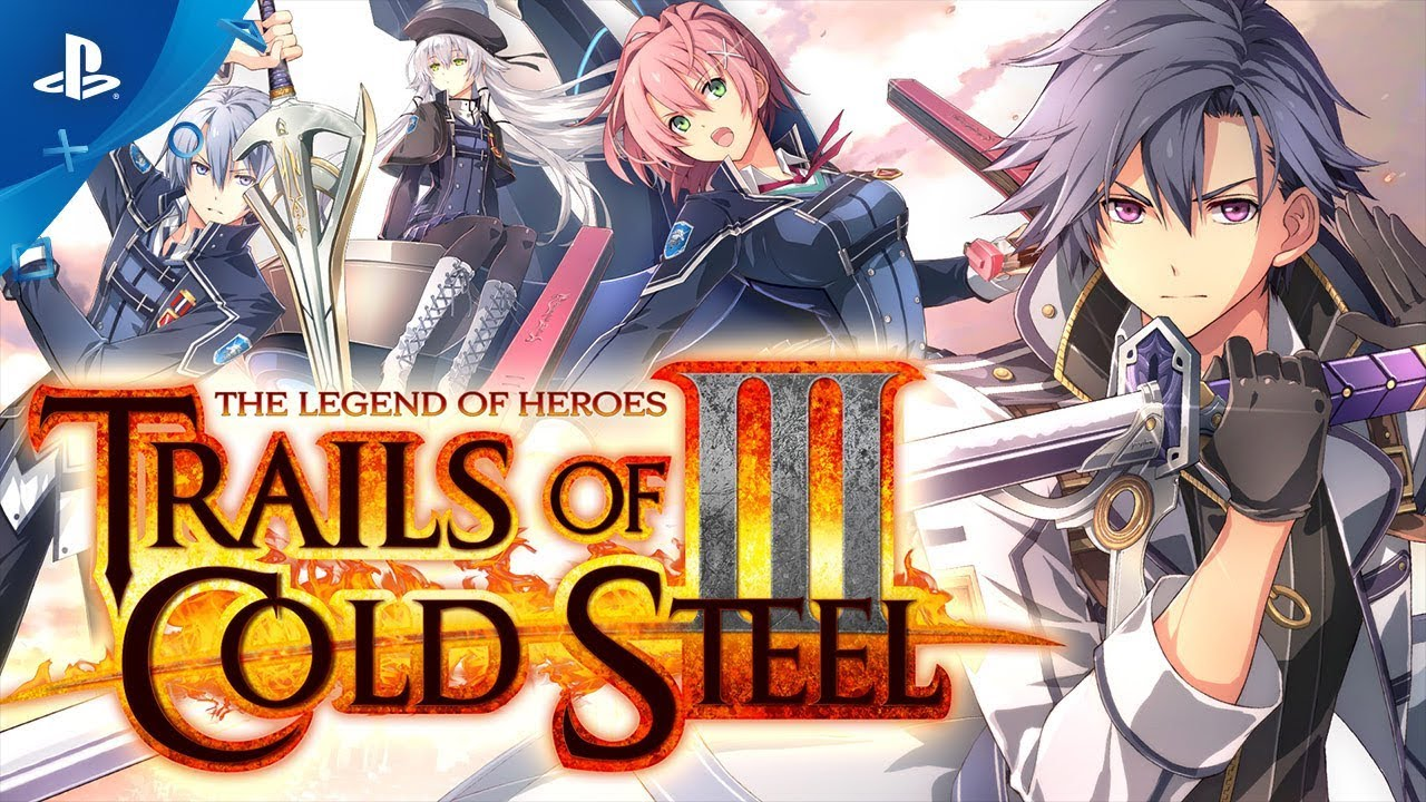 Trails of Cold Steel III, RPG de turnos, chega esta semana ao PS4