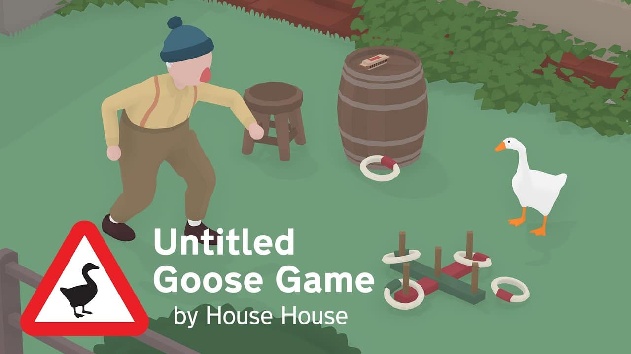 Após memes, Untitled Goose Game pode chegar ao PlayStation 4