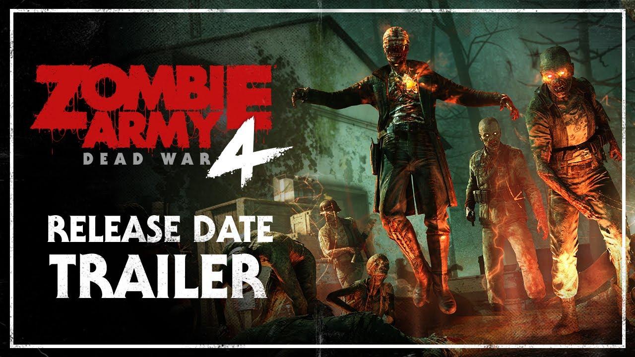Zombie Army 4: Dead War chegará ao PS4 em fevereiro de 2020
