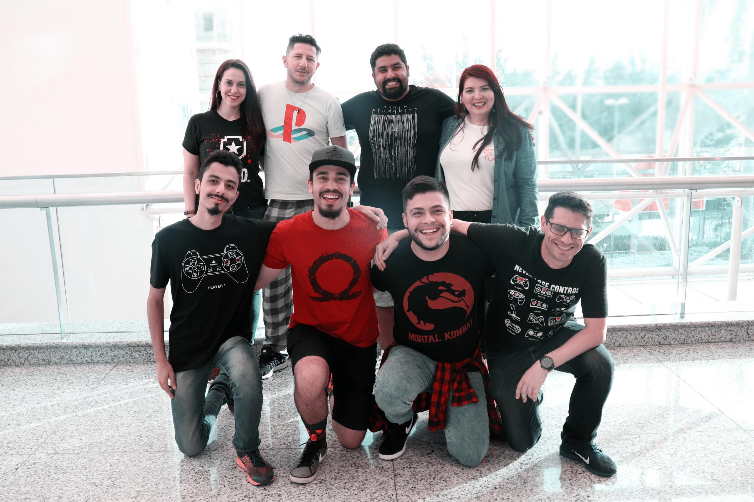 BGS 2019: Quarto dia tem muita gente, equipe modelete e meet and greet