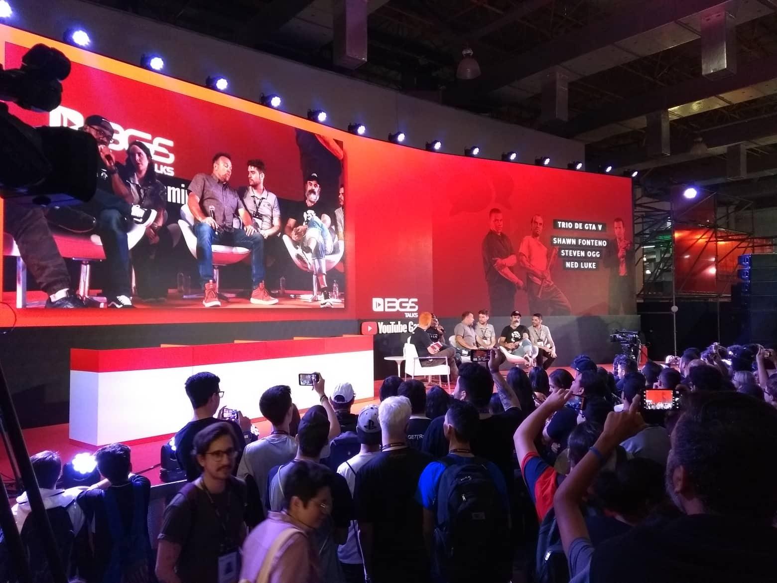 BGS 2019: Dublador diz que GTA 6 vai sair