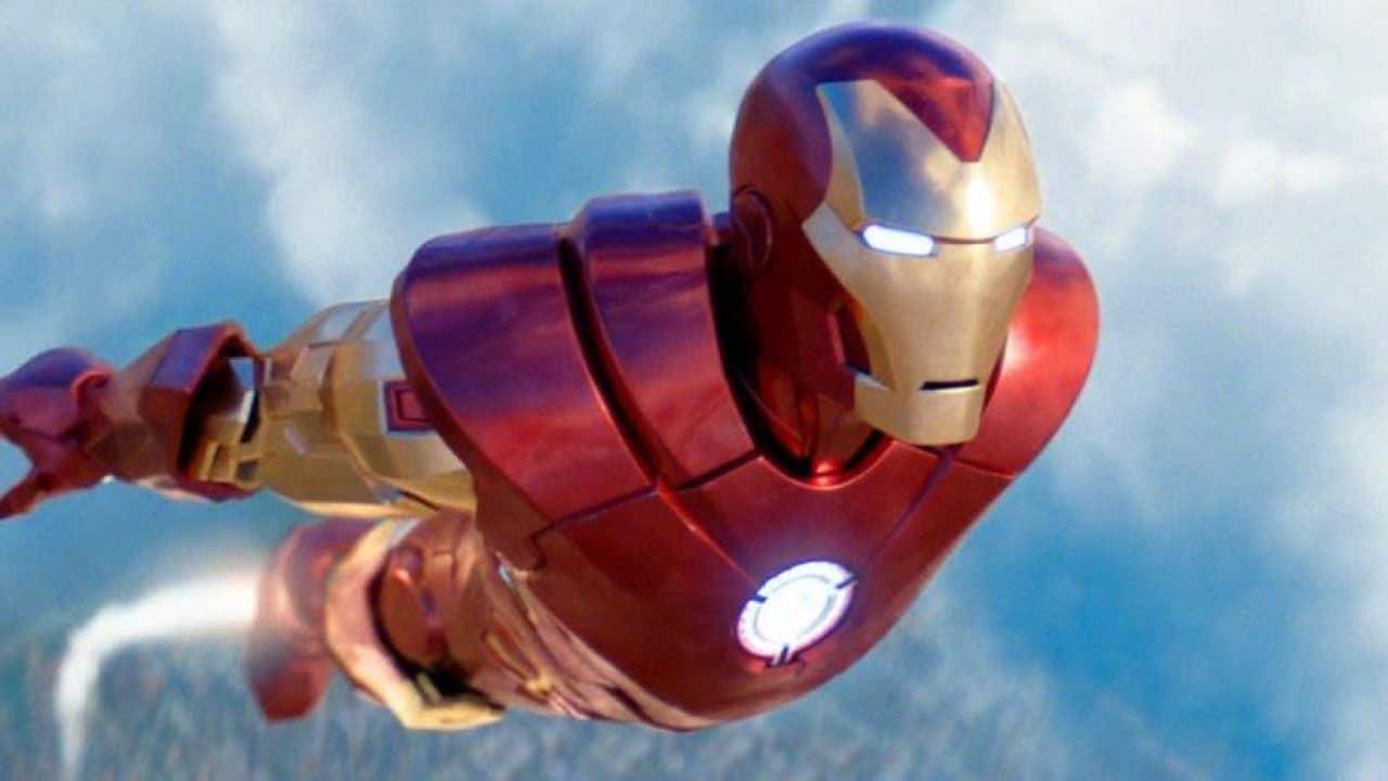 Iron Man VR chega em 28 de fevereiro de 2020 ao PS4