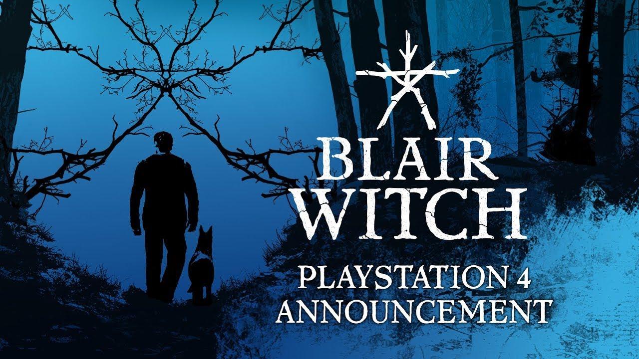 O terror vem aí! Blair Witch é anunciado para PS4