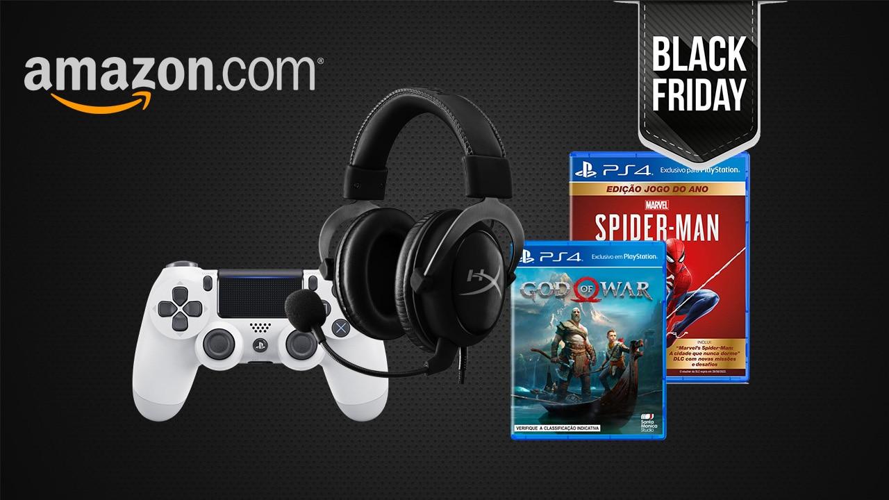 [Black Friday] Amazon: veja quais são as melhores ofertas AQUI!