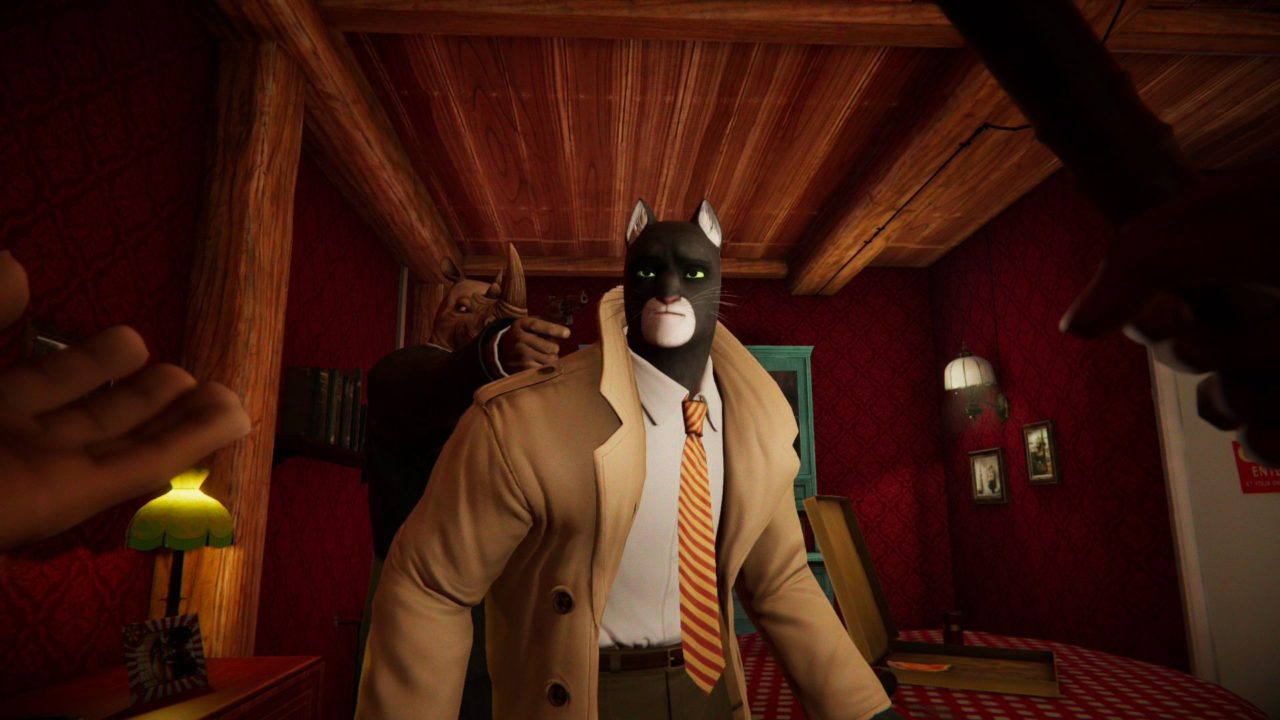 Quase o Sherlock! Blacksad: Under the Skin recebe gameplay de 25 minutos
