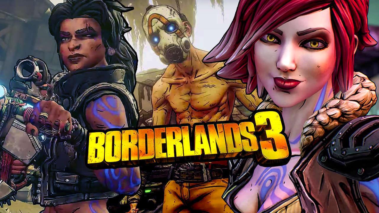 Patch de Borderlands 3 traz nova missão: