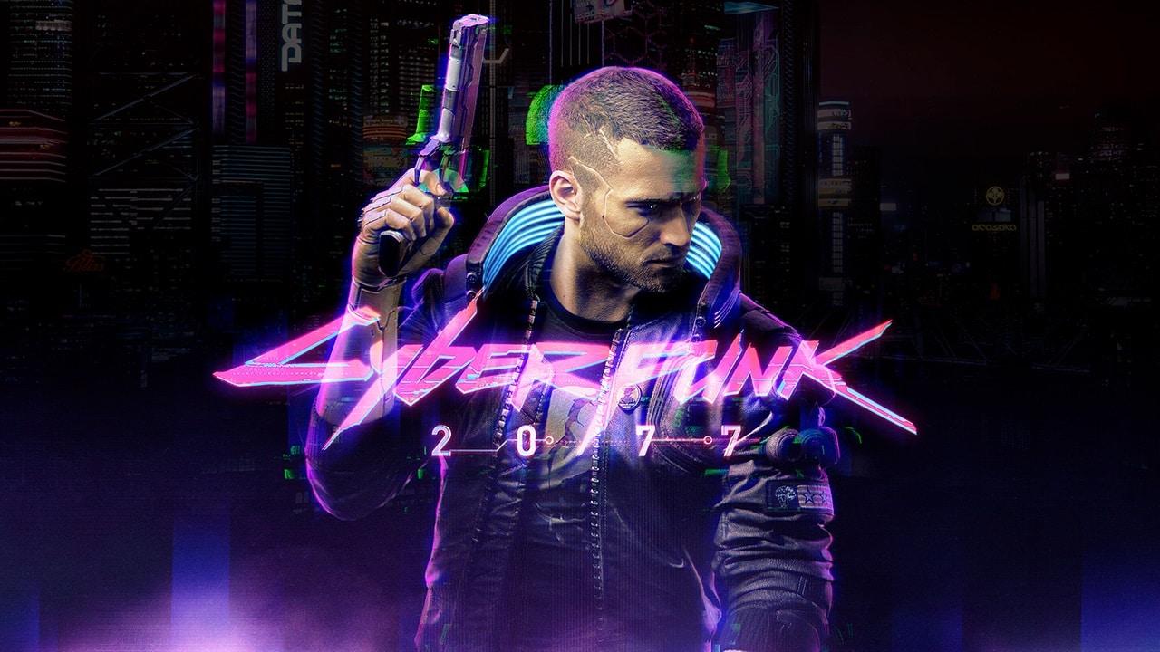 Cyberpunk 2077 está em fase de