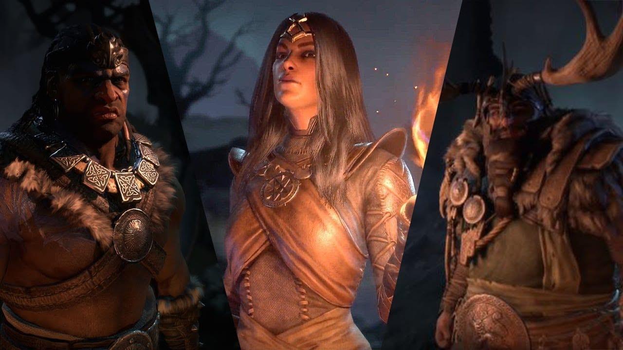 Diablo IV: confira o gameplay das três classes reveladas