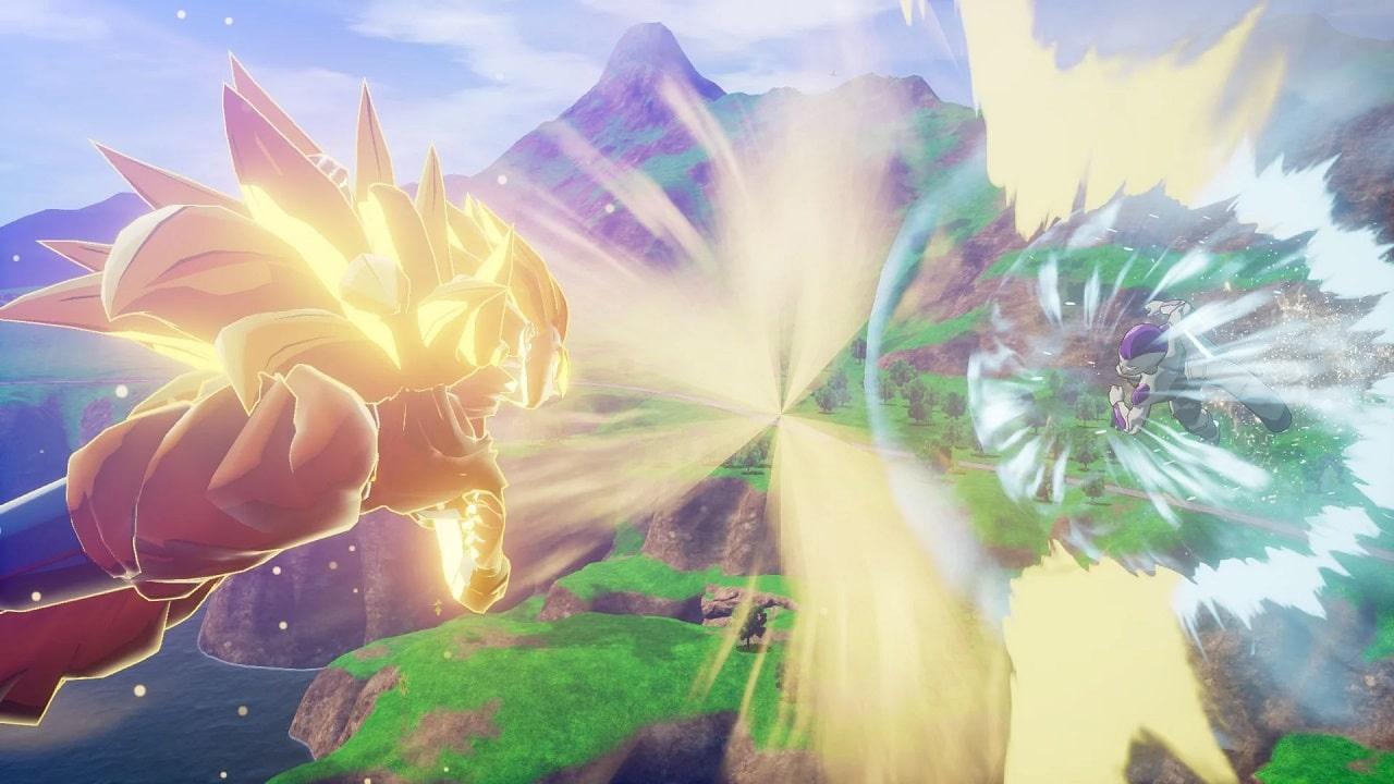 Dragon Ball Z: Kakarot ganha poster e imagens com Shenlong