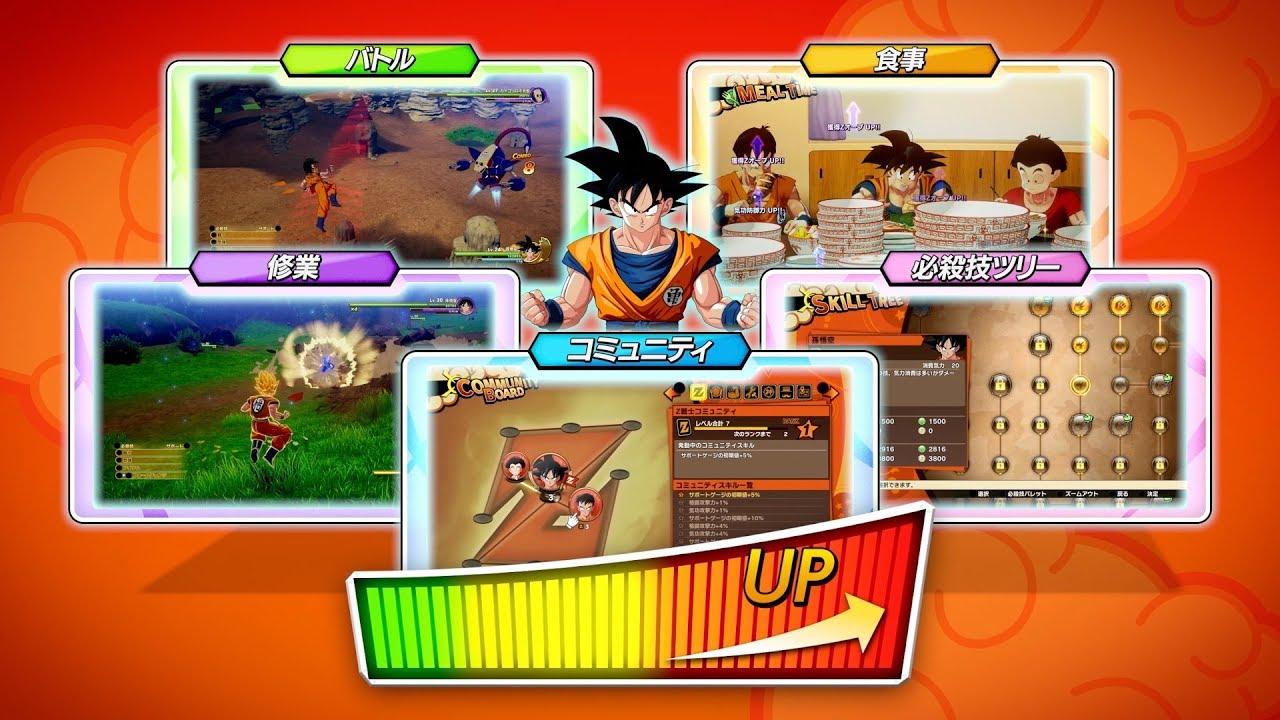 Dragon Ball Z: Kakarot ganha novo trailer destacando as mecânicas de jogo