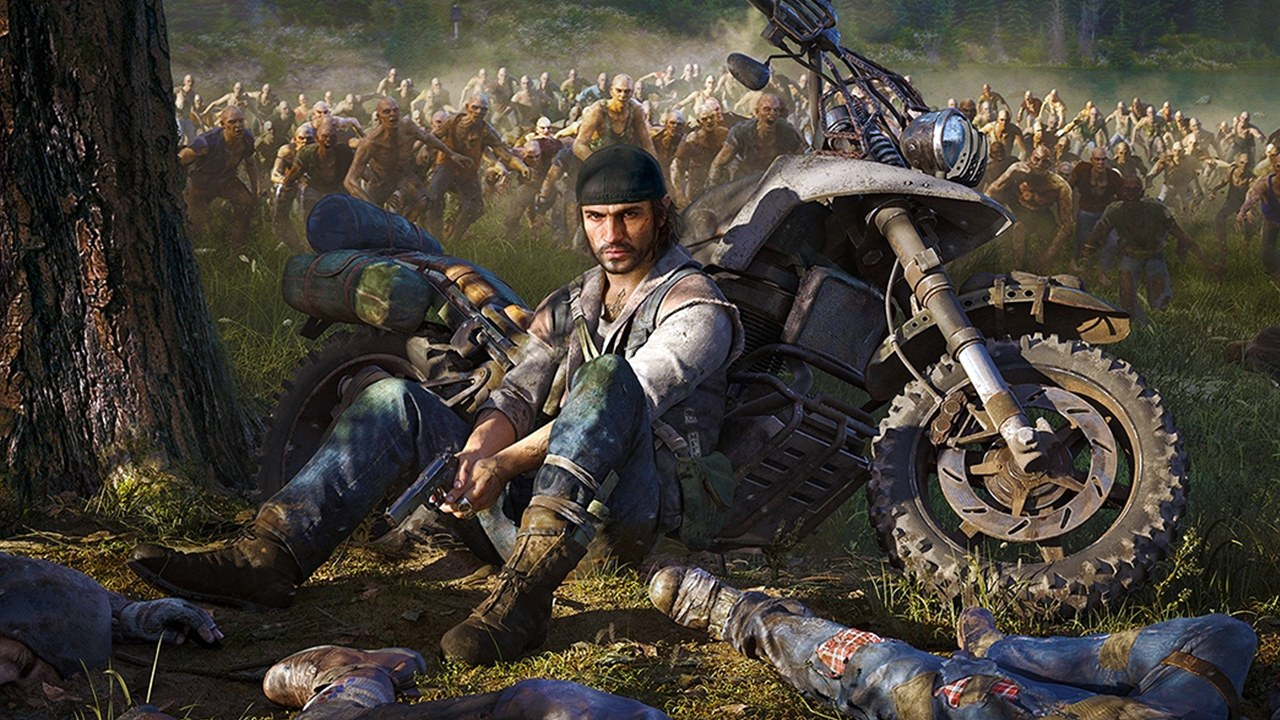 Moto de Days Gone terá tanque com BB de Death Stranding