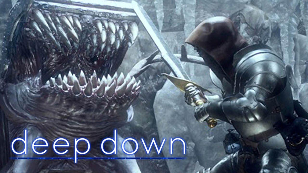 Capcom garante que ainda não desistiu de Deep Down