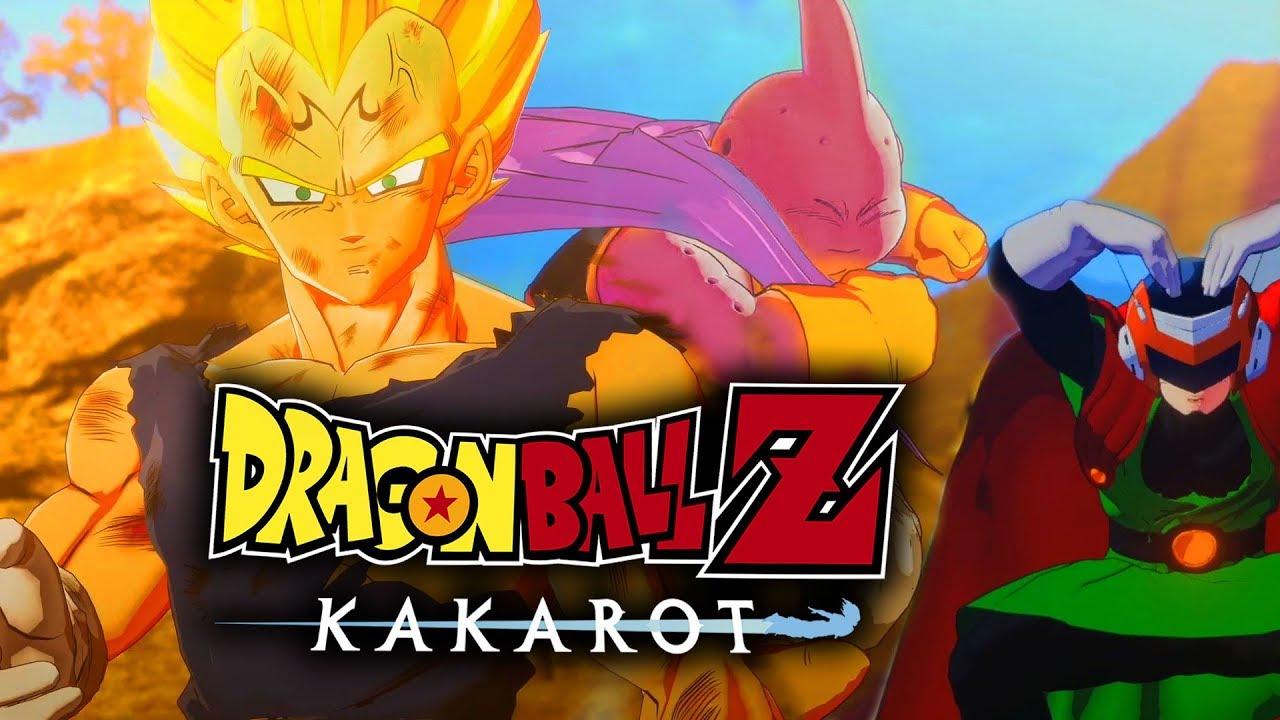 Imagens mostram cenários de Dragon Ball Z: Kakarot