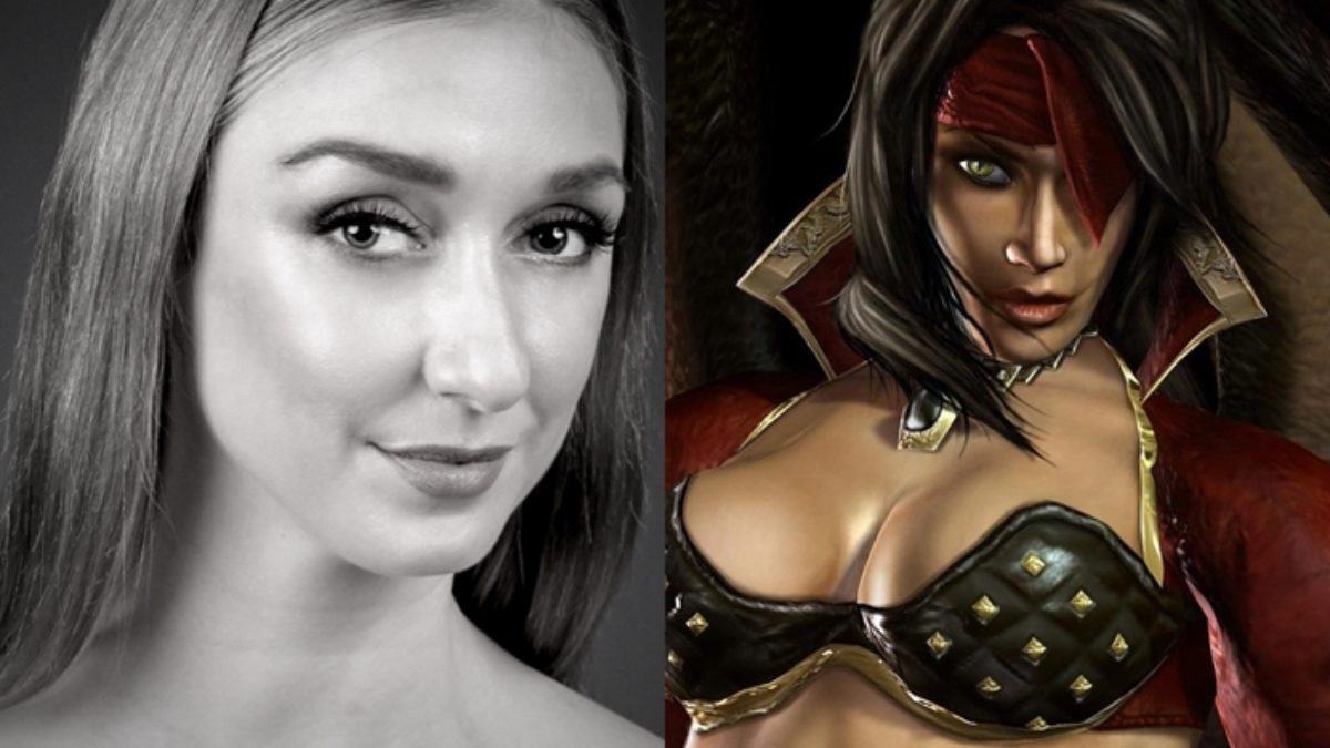Elissa Cadwell vai interpretar Nitara no filme do Mortal Kombat.