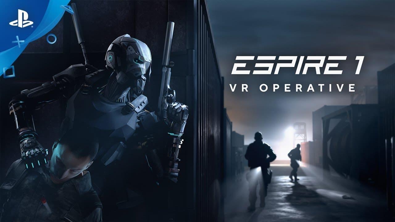 Viva como um espião! Espire 1: VR Operative já está disponível