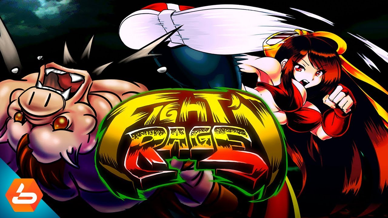 Fight'N Rage chegará ao PlayStation 4 em 3 de dezembro