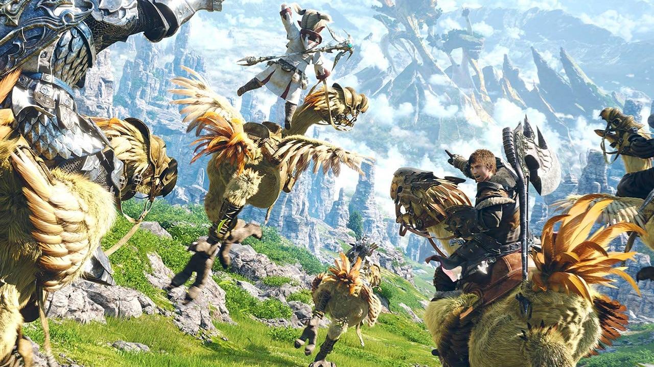 Final Fantasy XIV vai ganhar uma versão para PlayStation 5