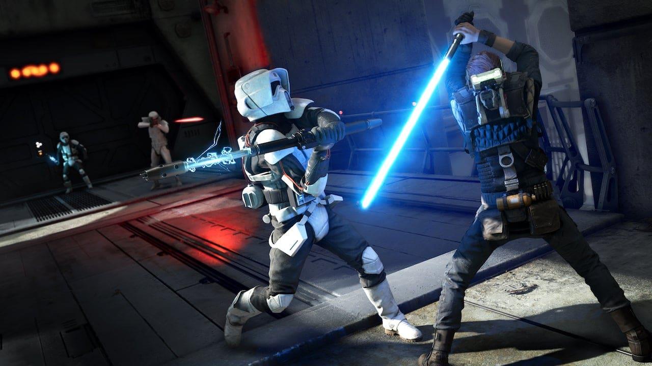 Droids de Star Wars Battlefront estão em JEDI: Fallen Order