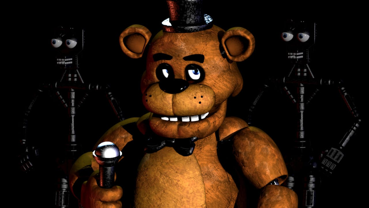 Série Five Nights at Freddy's está disponível na PlayStation Store
