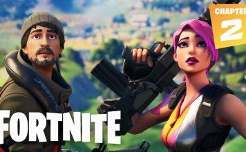 Fortnite: Capítulo 2