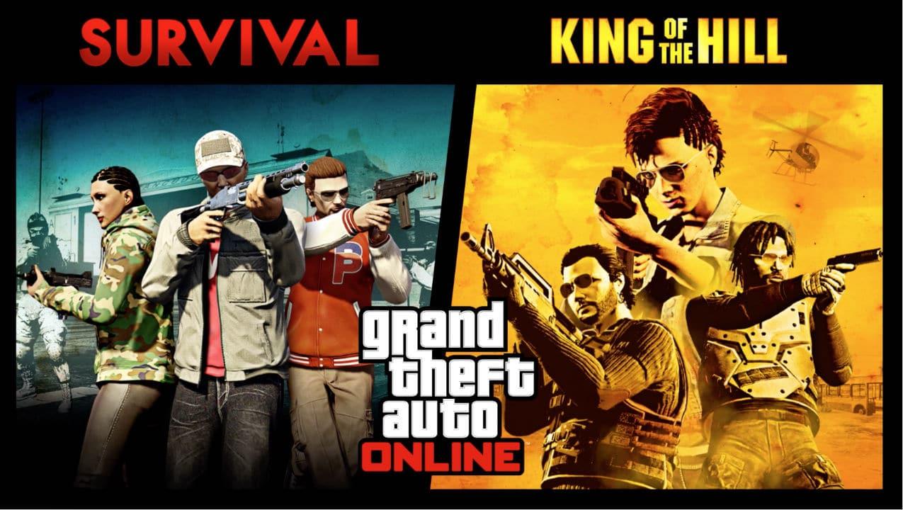 Rockstar Games adiciona modo de criação em GTA Online