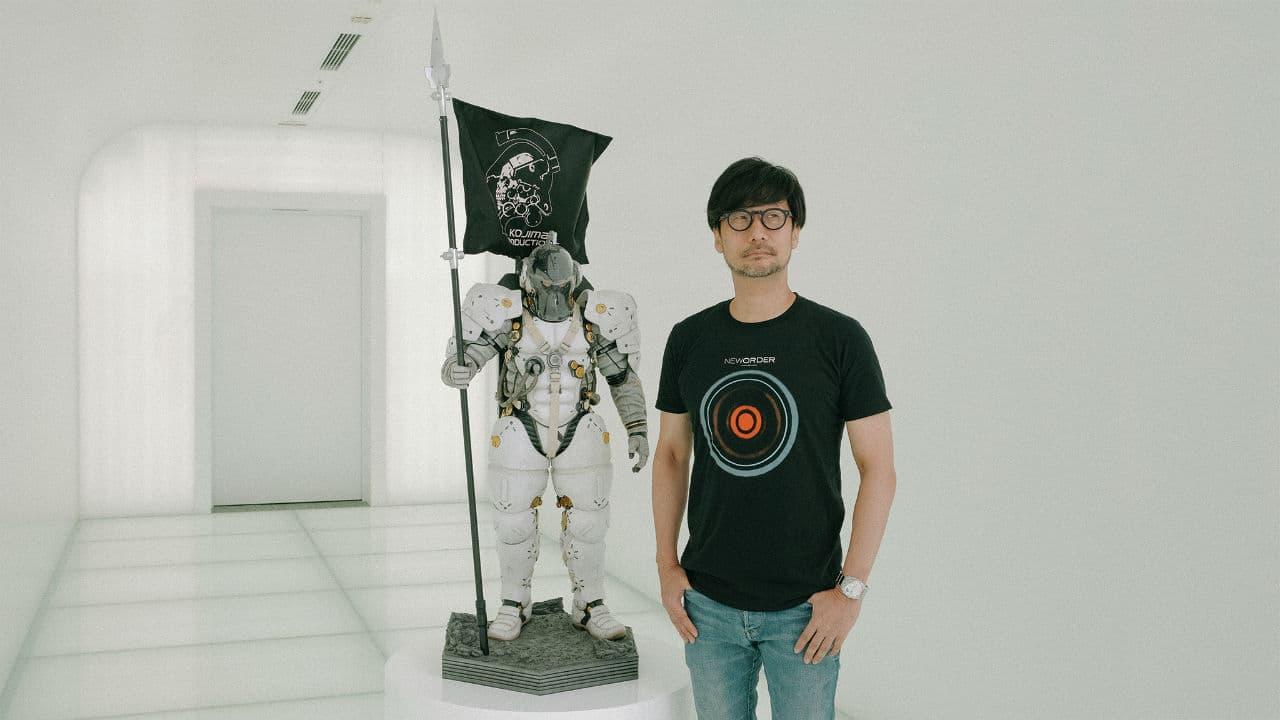 Hideo Kojima explica porque adora fazer jogos