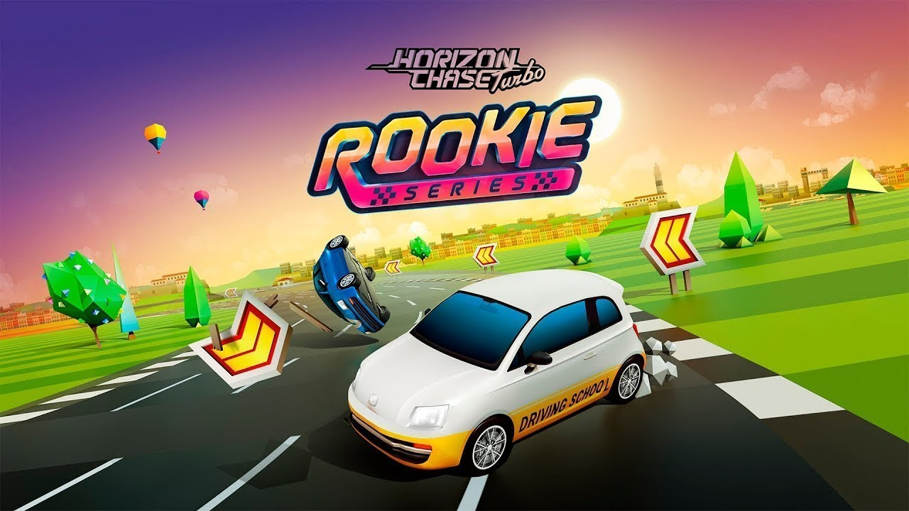 Horizon Chase Turbo recebe DLC gratuito