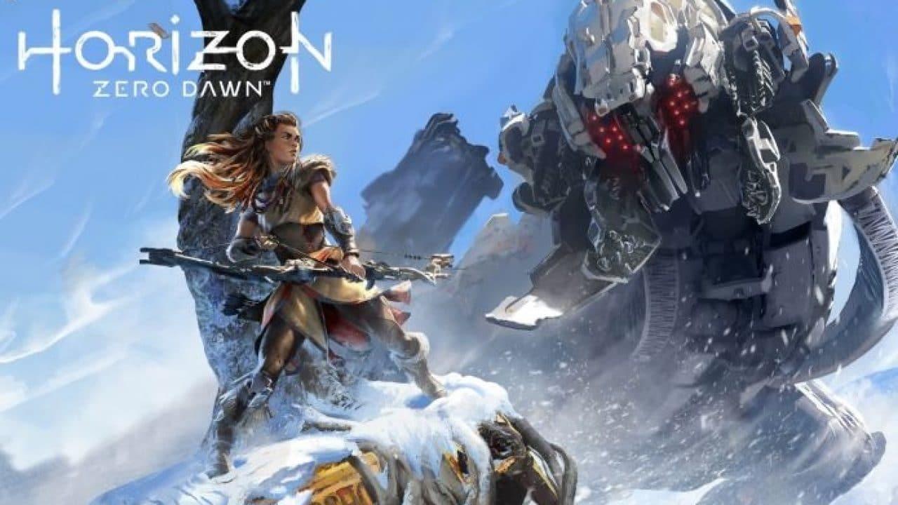 Update de Horizon Zero Dawn corrige áudio e crashes no PS5