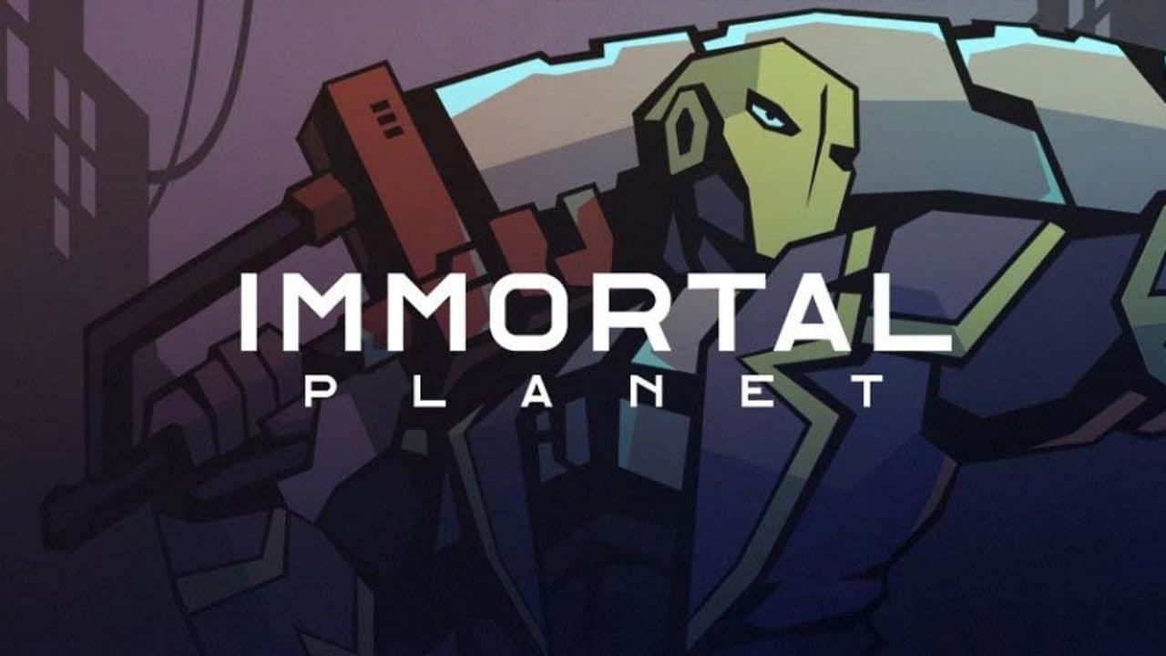A pressa é inimiga da perfeição: Immortal Planet chegará em dezembro ao PS4