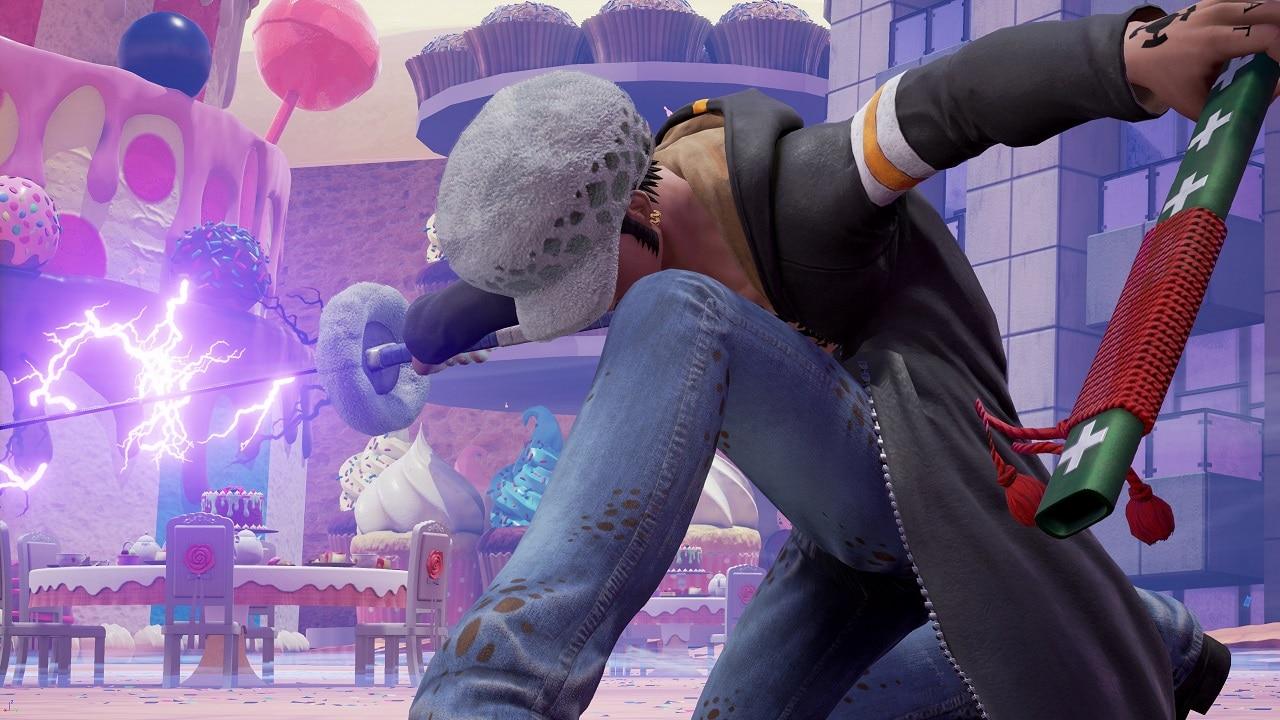 Jump Force: novas imagens do DLC Trafalgar Law