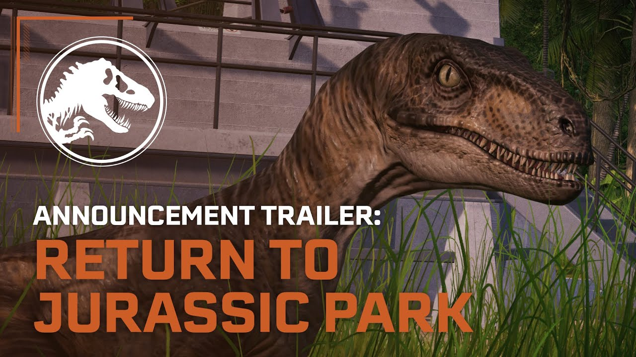 De volta ao Parque: DLC de Jurassic World Evolution é anunciado para PS4