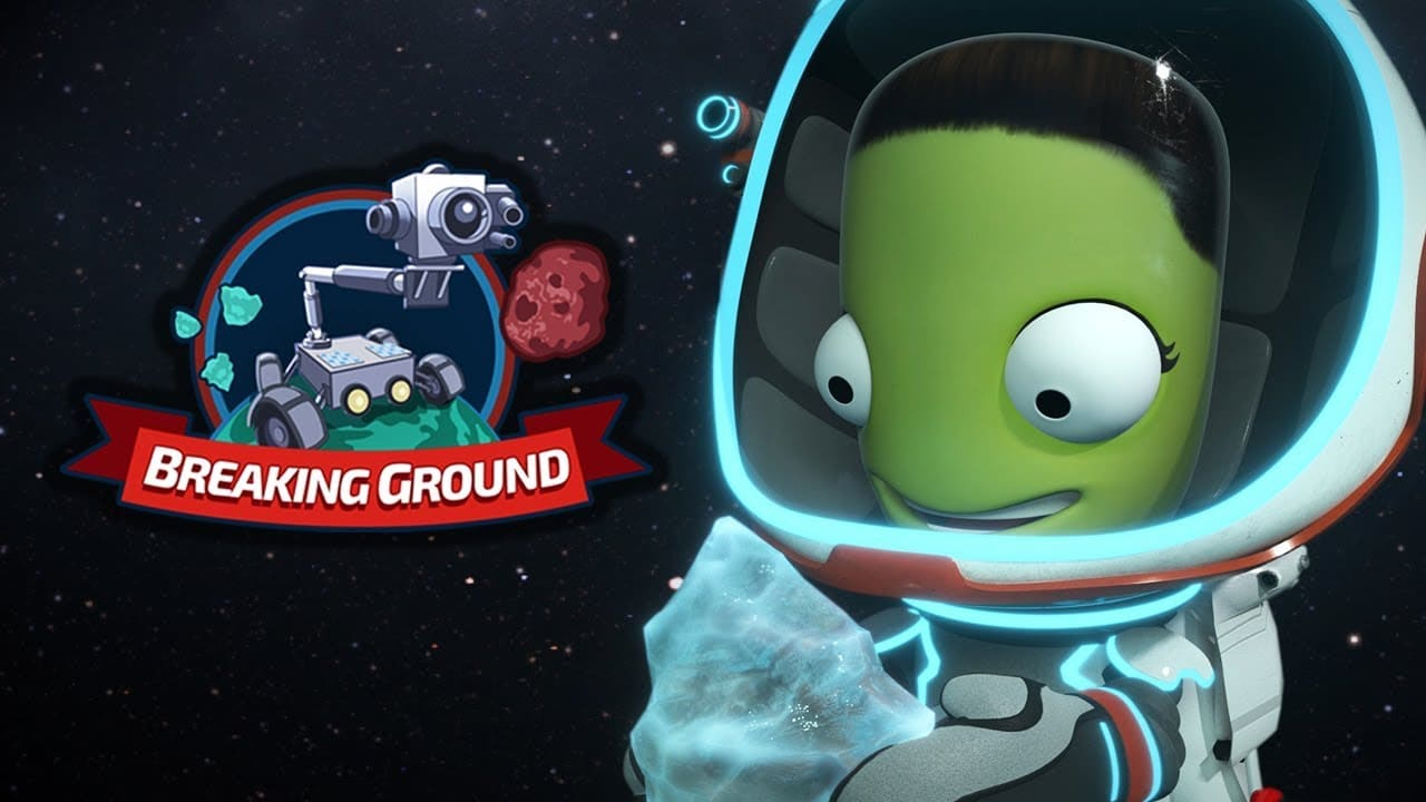DLC de Kerbal Space Program chegará em dezembro
