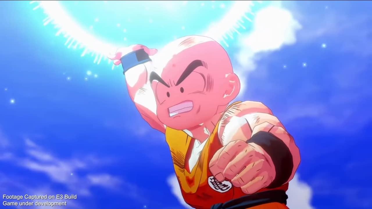 Trailer de Dragon Ball Z: Kakarot detalha suportes e lutadores principais