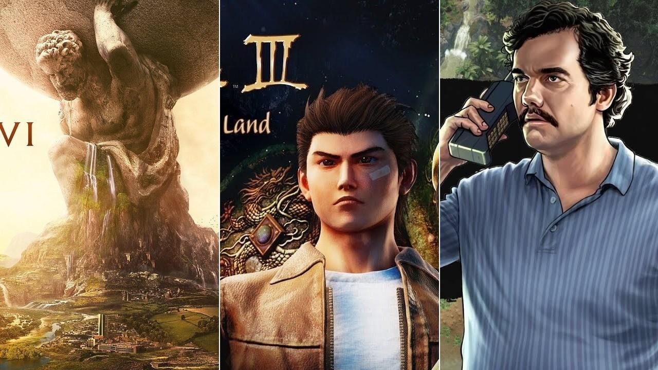 Confira: lista de jogos que vai chegar ao PS4 na próxima semana