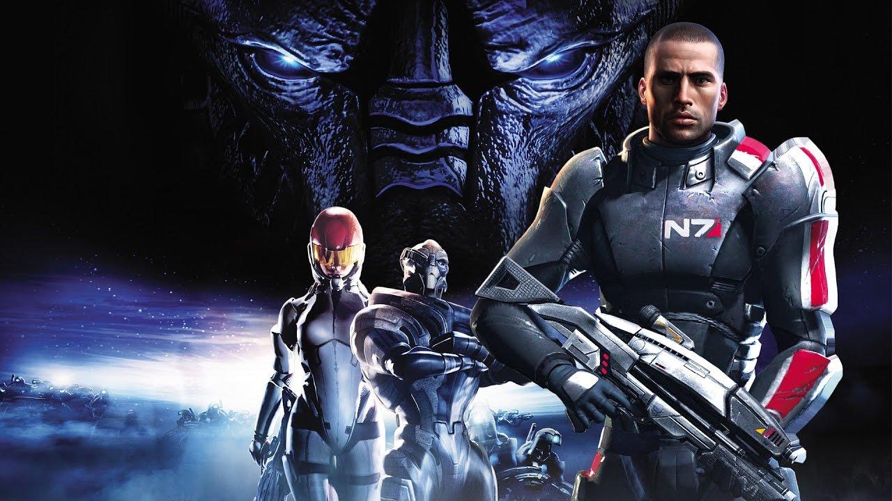 Mass Effect ainda tem