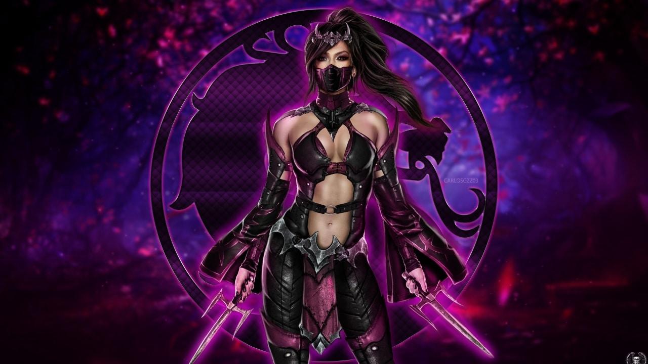 Teaser de Sindel em Mortal Kombat 11 cita Mileena, e fãs vão à loucura