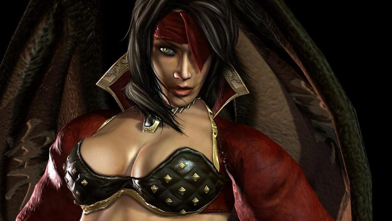 Filme de Mortal Kombat ganha outra personagem: Nitara