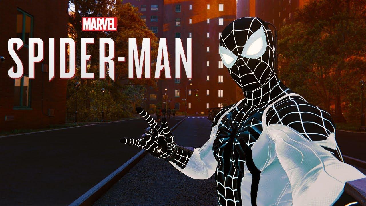 Marvel's Spider-Man vai ganhar estatueta incrível com traje negativo