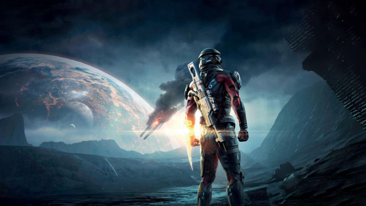 BioWare já trabalha em novo Mass Effect, diz site