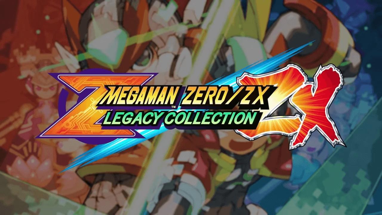 Mega Man Zero/ZX Legacy Collection foi adiado para fevereiro de 2020