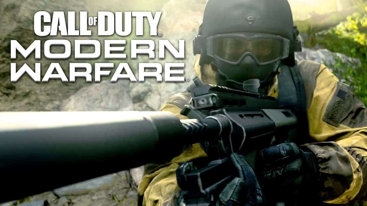 Futuro update de CoD: Modern Warfare deve nerfar algumas armas