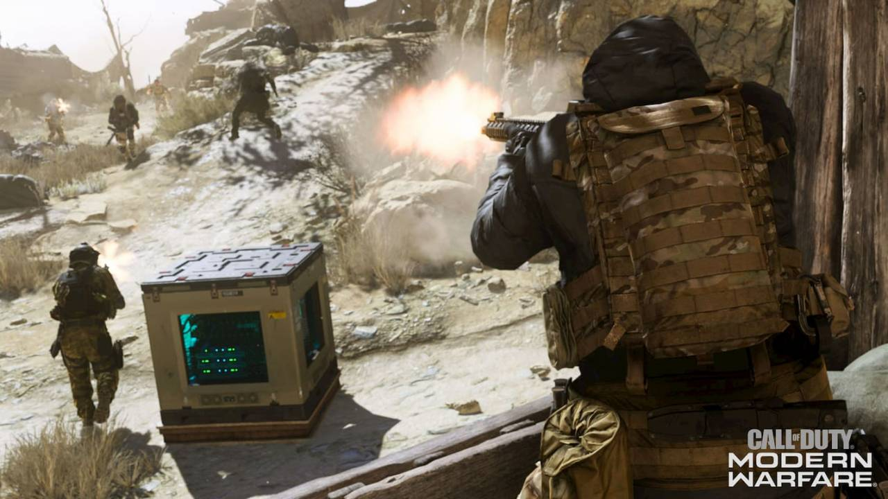 Update de CoD: Modern Warfare nerfa diversos sons do jogo