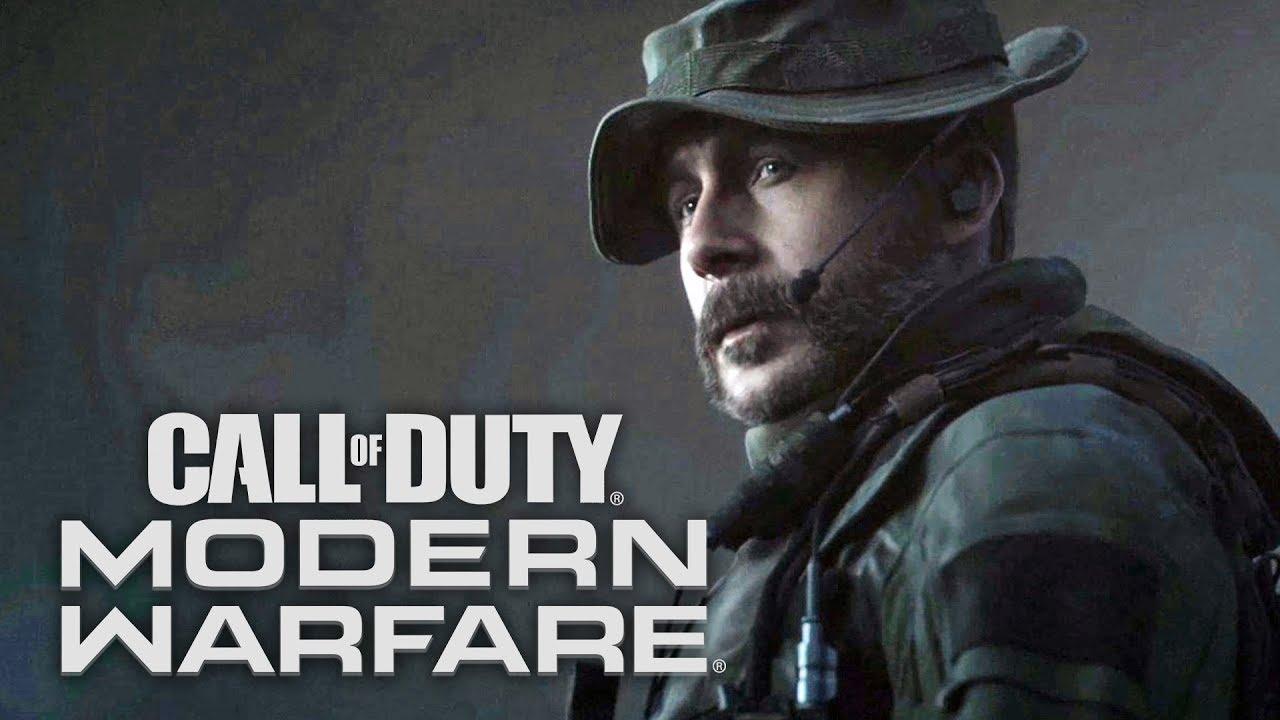 Modern Warfare é o jogo mais vendido de maio de 2020 nos EUA