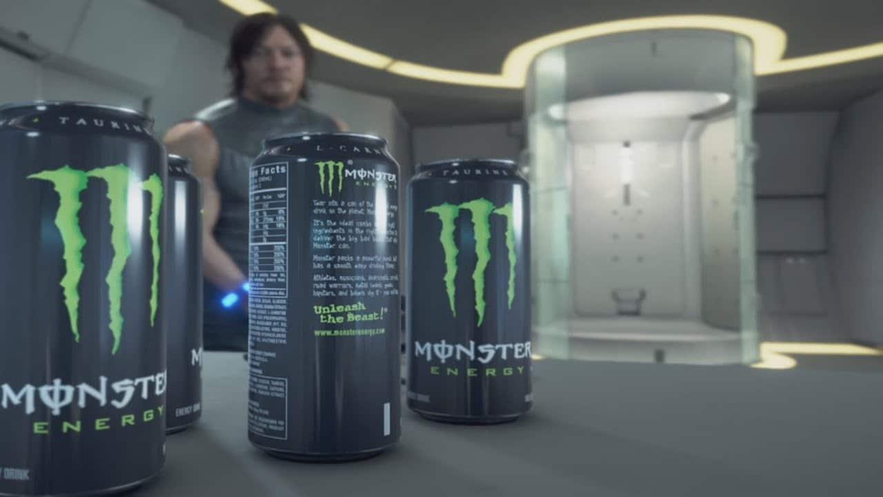 Ações da Monster Energy sobem após estreia de Death Stranding