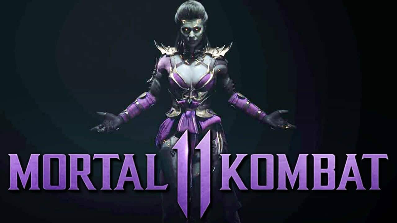 Nova imagem mostra Sindel em Mortal Kombat 11