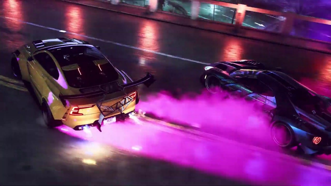 EA projeta vender 4 milhões de cópias de Need for Speed Heat