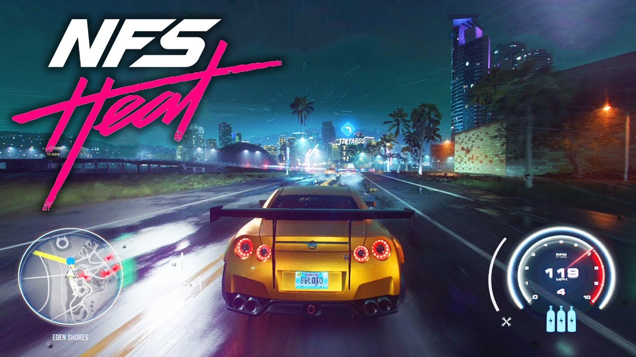 Need for Speed Heat: acesso antecipado já disponível no EA Access