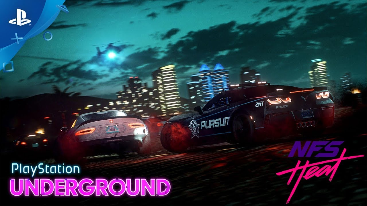 Need For Speed Heat: vídeo destaca 28 minutos de gameplay